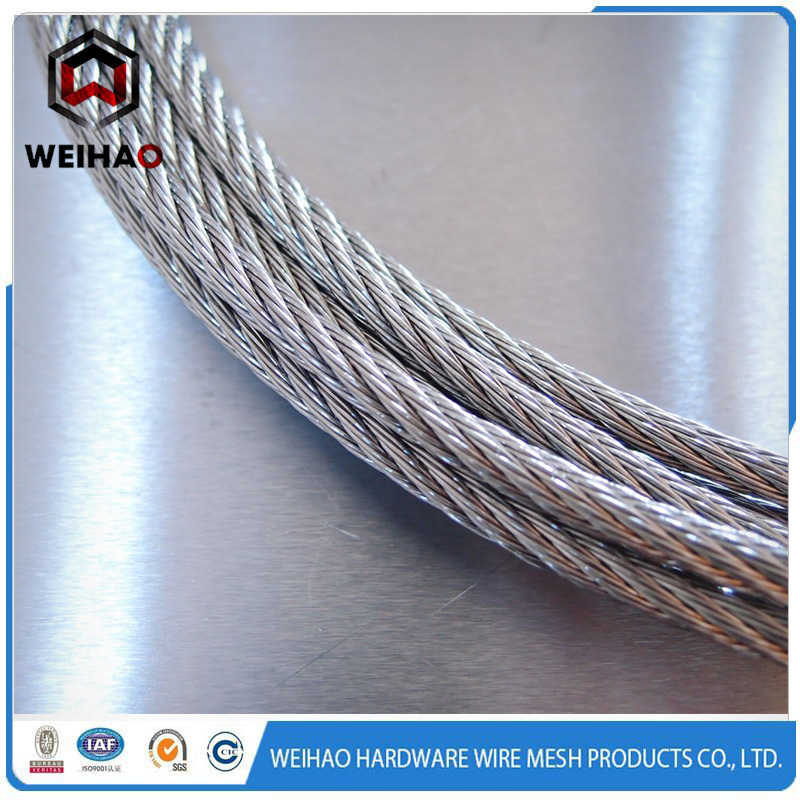 steel wire ropr cable
