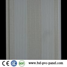 Panneau en PVC laminé 25cm 8mm chaud en Inde