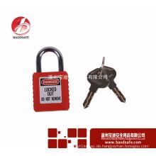 Wenzhou BAODSAFE BDS-S8641 Stahl Xenoy Sicherheit Vorhängeschloss
