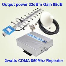Усилитель сотовых сигналов высокой мощности CDMA Lite 800 МГц со скоростью 33 дБм