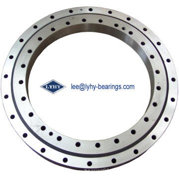 Ungeared Slewing Ring Bearing with Cylindrical Roller Raceway (RKS. 121395101002)