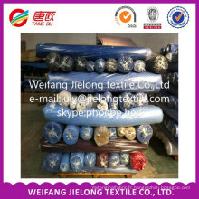 Tissu de coton de bon spandex de polyester de CVC exportateur