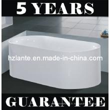 Baignoire acrylique simple avec test strictement (LT-JF-7055)