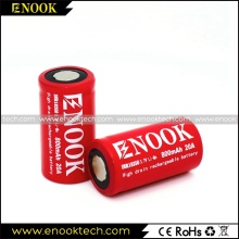 2017 Enook 3.7V 18350 800mah 20A Battery
