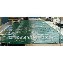 Standard Grade & Premium Grade PVC Tarp Blatt