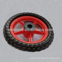 super quality 12 inch 5 spoke plastic EVA foam wheel/bicycle wheel