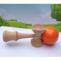 china atacado de madeira japonês tradicional kendama brinquedos de madeira