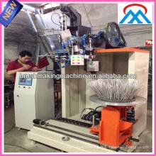 balayeuse automatique de cnc machine de brosse