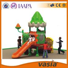 Environmental friendly children outdoor playground
