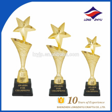 Factory wholesale cheap crystal trophy Replica Crystal Oscar Trophy
