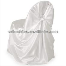 Conception de haute qualité fabrication directe faite sur mesure housse de chaise arrière ronde