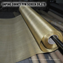 150um 100 mícrons estanhados super fino pano de malha de arame de cobre puro