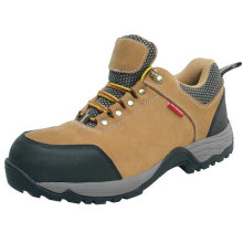 Nubuck Leather Mode Sole Safety Shoes