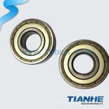 Roulement à billes en acier inoxydable 6209 Roulement en acier inoxydable