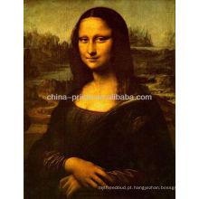 PINTORES DA ARTE MUNDIAL FAMOSA Da Vinci Monet Mestres Pinturas fotos