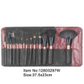Hot sale synthetic hair facial cosmetic brushes set