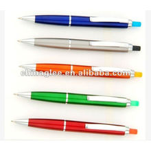 2012 venda apagável quente bola caneta