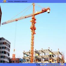 Grúa torre de maquinaria de construcción con mejores ventas de China
