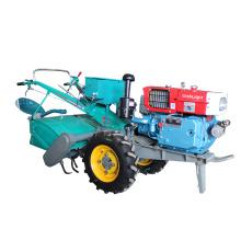 Farm Zweirad-Traktor mit Pflug