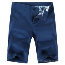 Los pantalones cortos casuales del algodón de Bermudas del hombre del OEM de China outwear