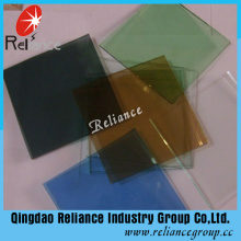 Various Color Painted Glass for Decoration Passed ISO9001