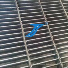 Grille standard en acier inoxydable pour la construction