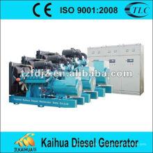 500 кВт Doosan на параллельный генератор набор