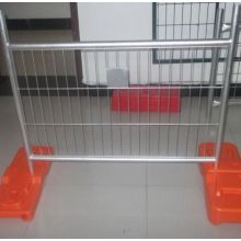 Hot Dipped Galvanized Dilas Mesh Temporary Fence