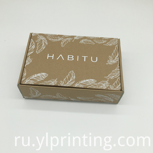 Custom UV Printing Box