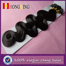 Single Weft Hair Extension 2014