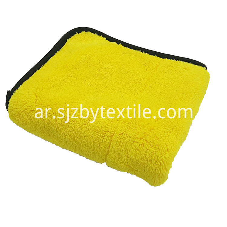 Cleaning Microfiber Bath Towel