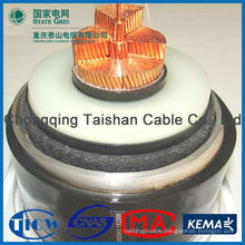 Professional Top Quality 400kv 110kv copper xlpe power cable