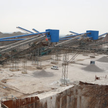 Rock Concrete Crushing Plant Process For Sale