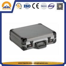 Caja de arma de mano de aluminio para tienda arma o municiones (HG-3102)