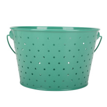 Rust Resistant Powder Coated Steel Strainer
