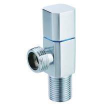 J7023 aleación de zinc de latón forjado manejar válvula de ángulo