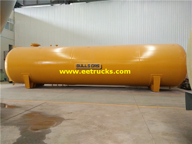 Propylene Storage Tanks