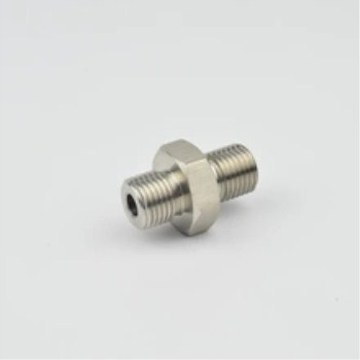 Perkhidmatan CNC Spacers Tube Stainless Steel