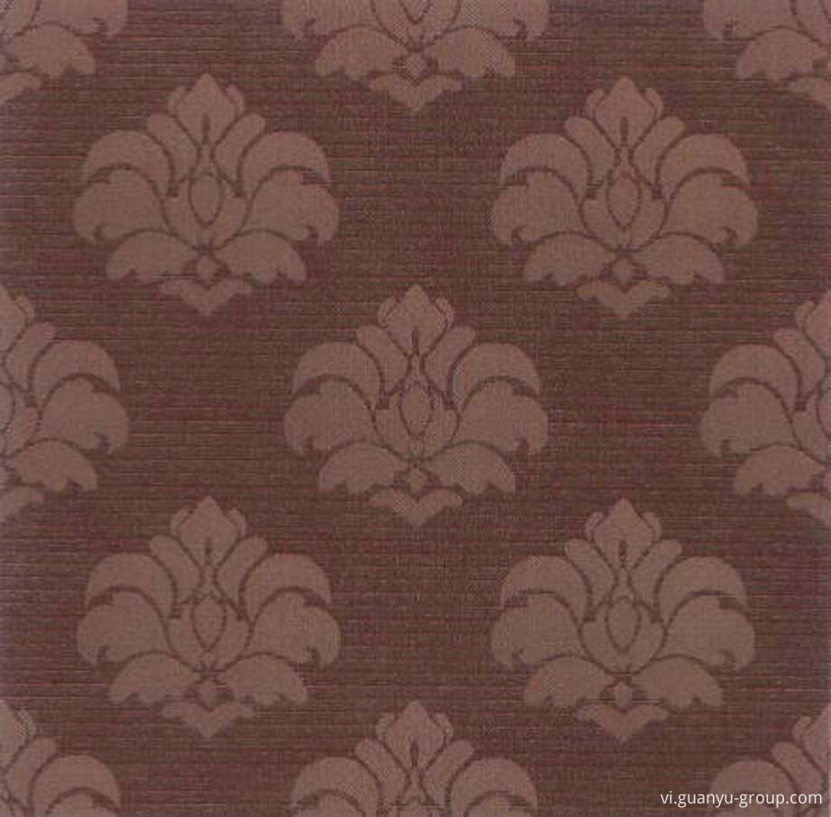 Flower Pattern Matt Finished Porcelain Tile