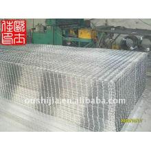 Malha de arame soldada não-galvanizada e malha de arame soldada galvanizada 2x2 e reforço 6x6 malha de arame soldada