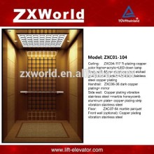 ZXC01-104 Luxurious Passenger lift /Elevator