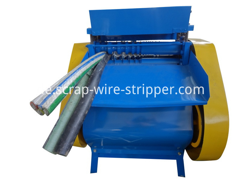 automatic wire cutter machine