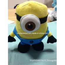 Despicable Me Minion Soft Toy Interesting Gifts
