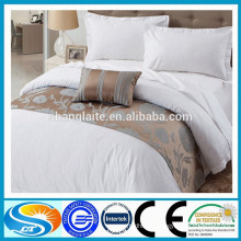 hot sell in hotel 100% cotton bedding sets bedding fabric bed sheet fabric