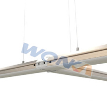 45W 1.2m bluetooth dimmable linear lighting for free connection with ETL and Dlc