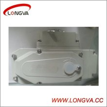 High Quality Aluminium Alloy Body Electric Valve Actuator