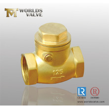 Brass Screw End Check Valve