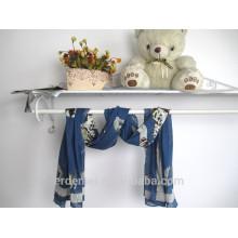 2014 новый оптовый хлопок женщин моды шарф животных шаблон OEM производство