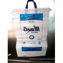 the high Quality Handle Flour Sack 10kg