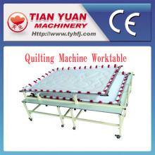 Peças sobresselentes da máquina estofando (Worktable)
